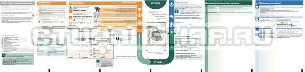 Инструкция Bosch WAB16071CE страница №1