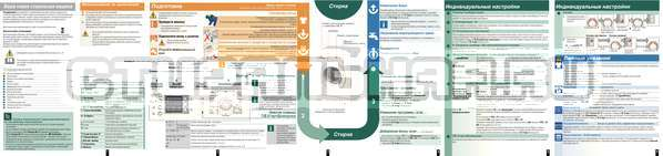Инструкция Bosch WAE24444OE страница №1