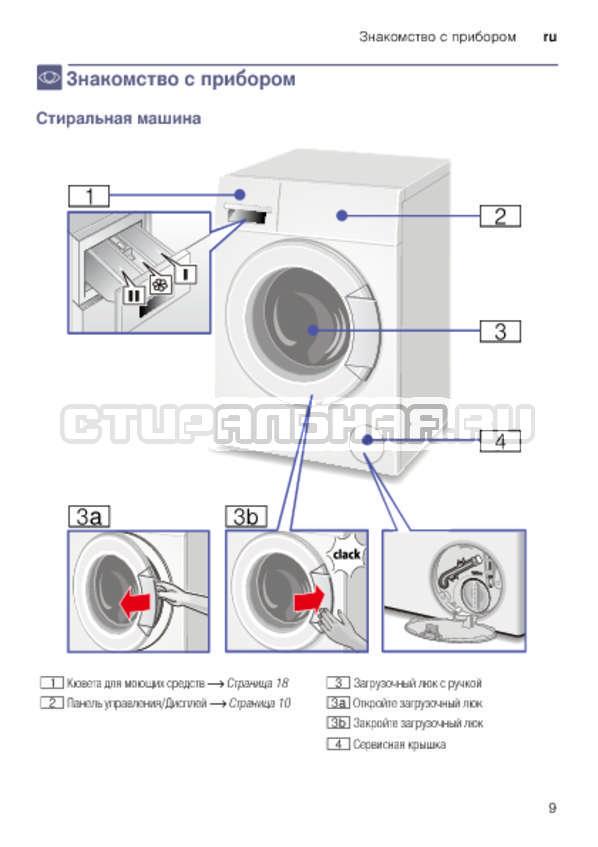 Инструкция Bosch WLK20267OE Serie 6 страница №9