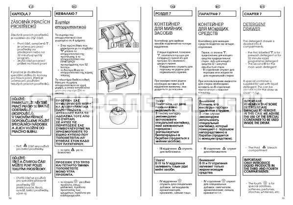 Инструкция Candy CBE 825 T страница №16