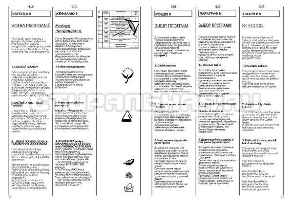 Инструкция Candy CBE 825 T страница №17