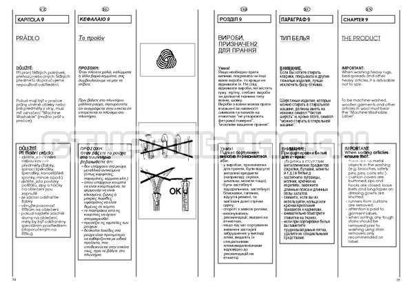 Инструкция Candy CBE 825 T страница №18