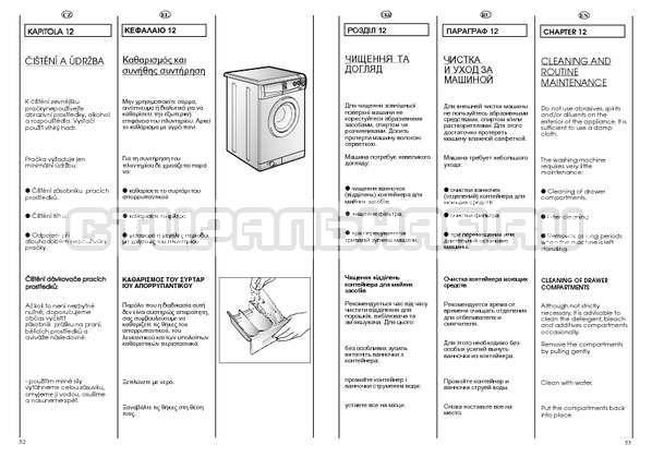 Инструкция Candy CBE 825 T страница №27