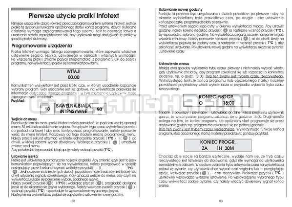 Инструкция Candy CS 125 TXT-RU страница №42