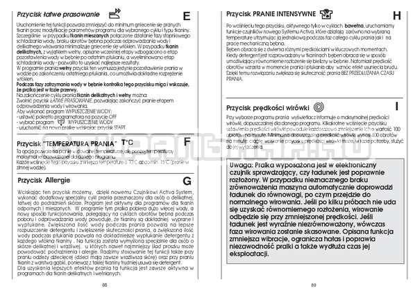 Инструкция Candy CS 125 TXT-RU страница №45