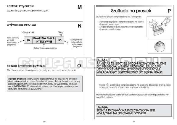 Инструкция Candy CS 125 TXT-RU страница №46