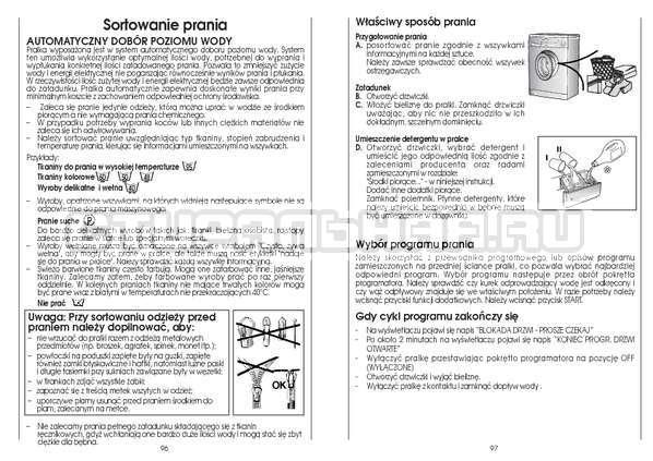 Инструкция Candy CS 125 TXT-RU страница №49