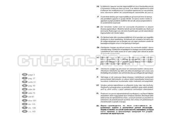 Инструкция Candy CTAS 120 страница №2