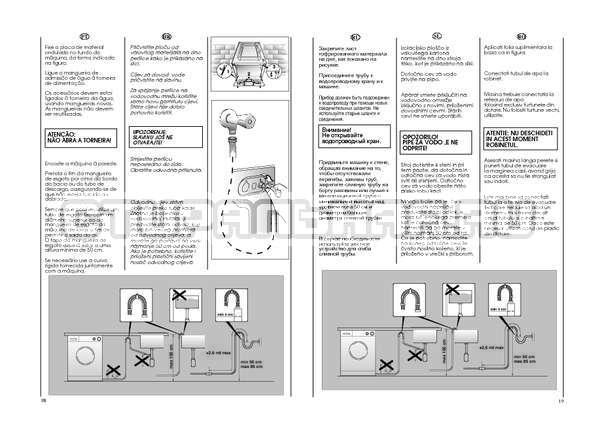 Инструкция Candy GO W264D страница №10