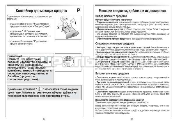 Инструкция Candy GO4 126/1TXT страница №13
