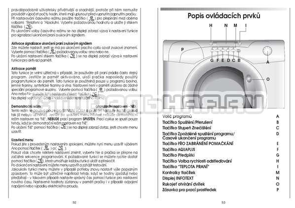 Инструкция Candy GO4 126/1TXT страница №27