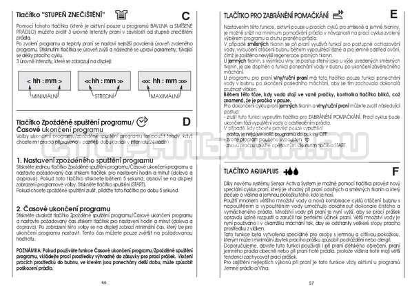 Инструкция Candy GO4 126/1TXT страница №29