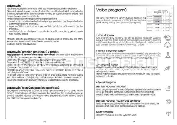 Инструкция Candy GO4 126/1TXT страница №32