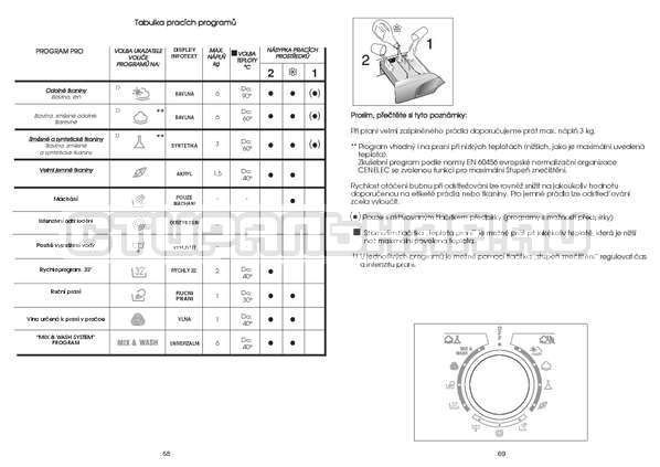 Инструкция Candy GO4 126/1TXT страница №35