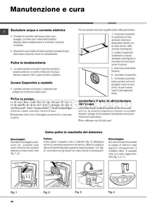 Инструкция Hotpoint-Ariston ARTXF 149 страница №46