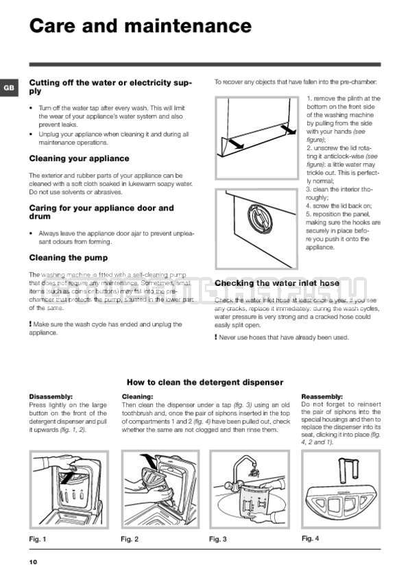Инструкция Hotpoint-Ariston ARTXF 149 страница №10