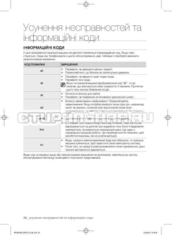 Инструкция Samsung WF1802XEC страница №82