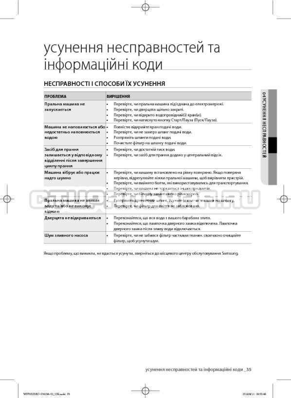 Инструкция Samsung WF602U0BCSD страница №77