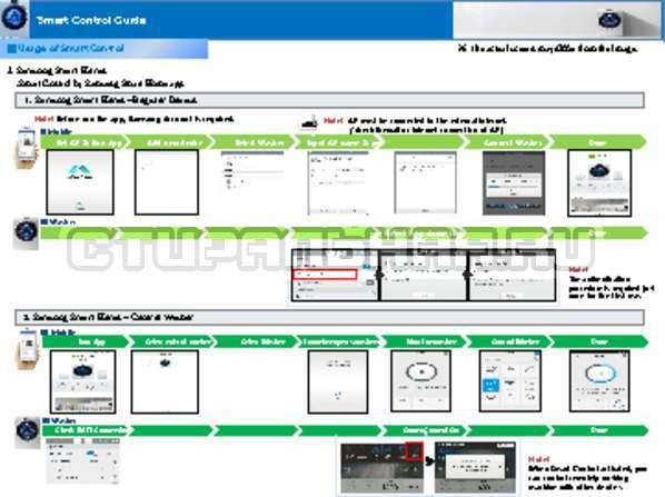 Инструкция Samsung WW10H9600EW страница №2